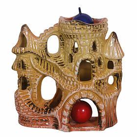 Подсвечник керамический Замок