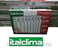 Алюминиевый радиатор ITALCLIMA VETTORE 500/96 AL