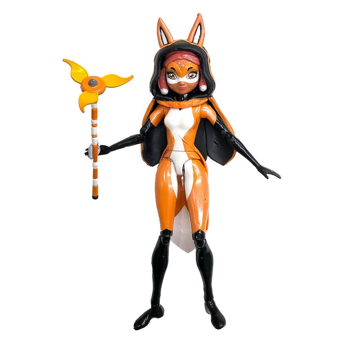 Кукла Леди Баг и Супер-Кот S2 - Рена Руж (12 cm)