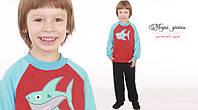 Джемпер для мальчика shark 86 Модные детки
