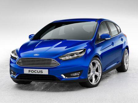 Рейлинги, поперечины Ford Focus