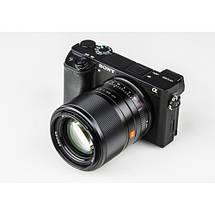 Об'єктив VILTROX 56mm f/1.4 E STM (AF 56/1.4 E) (Sony E-mount) - автофокусный, фото 3