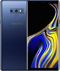 Смартфон Samsung Galaxy Note 9 6/128GB (Black / Blue) SM-N960U 1 sim Qualcomm Snapdragon 845, фото 2
