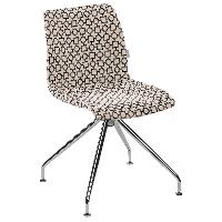 Стул Tilia Lazer-Z сиденье с тканью, ножки металлические ARTCLASS 802, фото 1