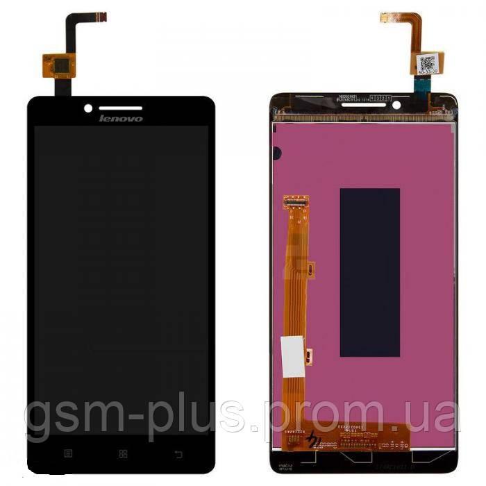 Дисплей Lenovo K30, K30T, A6000, A6010 complete Black
