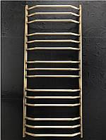 Бронзовый полотенцесушитель 500*1200 Трапеция 15 АЗОЦМ, фото 1