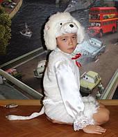 Детский карнавальный костюм Пудель, Артемон - прокат, киев, троещина