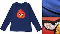 Реглан angry birds (темно-синий) 86 Модные детки