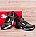 Мужские текстильные кроссовки в стиле Puma Retaliate Green GORE-Tex утепленные (реплика) цвет Хаки, фото 2