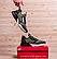 Мужские текстильные кроссовки в стиле Puma Retaliate Green GORE-Tex утепленные (реплика) цвет Хаки, фото 4