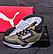 Мужские текстильные кроссовки в стиле Puma Retaliate Green GORE-Tex утепленные (реплика) цвет Хаки, фото 6