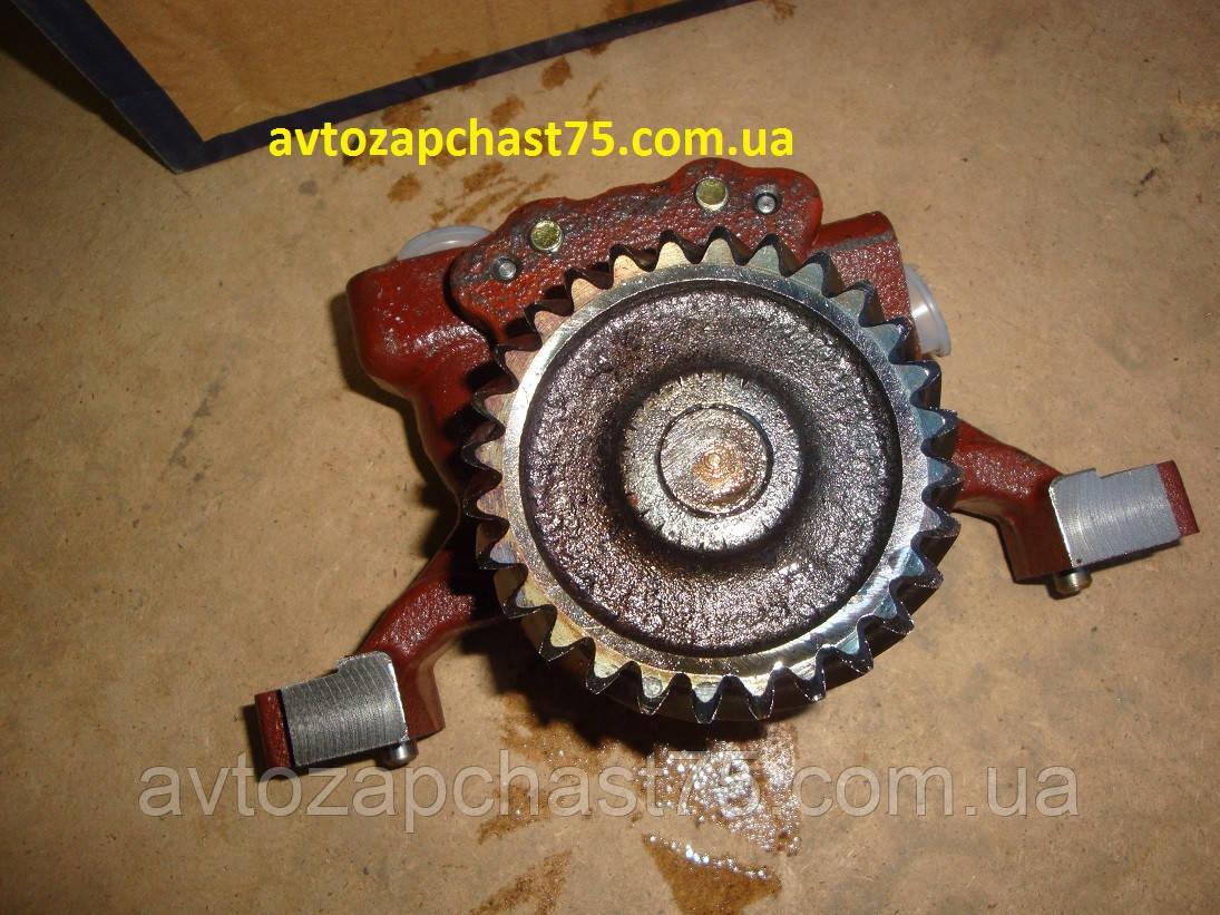 Насос масляный Д 245 , Z=28, производитель Бобруйский завод агрегатов , Беларусь