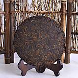 Китайский Чай Шу Пуэр Лао Бань Чжан 2008 357г, фото 3