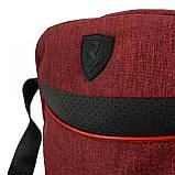 Мужская барсетка Puma Ferrari красная (Пума Ферари) сумка через плечо, фото 2