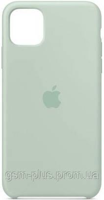 Чехол (Silicone Case) для iPhone 11 Beryl
