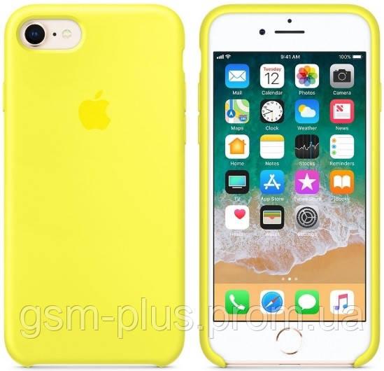 Чехол (Silicone Case) для iPhone 7 / iPhone 8 Flash
