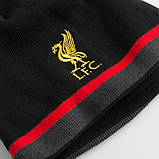 Шапка спортивная  Liverpool Warrior Fleece Beanie, фото 2