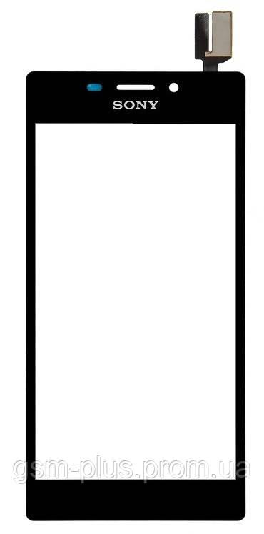 Тачскрин Sony Xperia M2 D2305 / D2303 Black