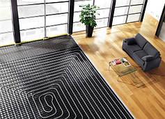 Електричні теплі підлоги. Терморегулятори.