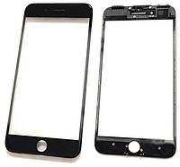 "Стекло дисплея (для переклейки) iPhone 7 Plus (5.5"") Black complete with frame"