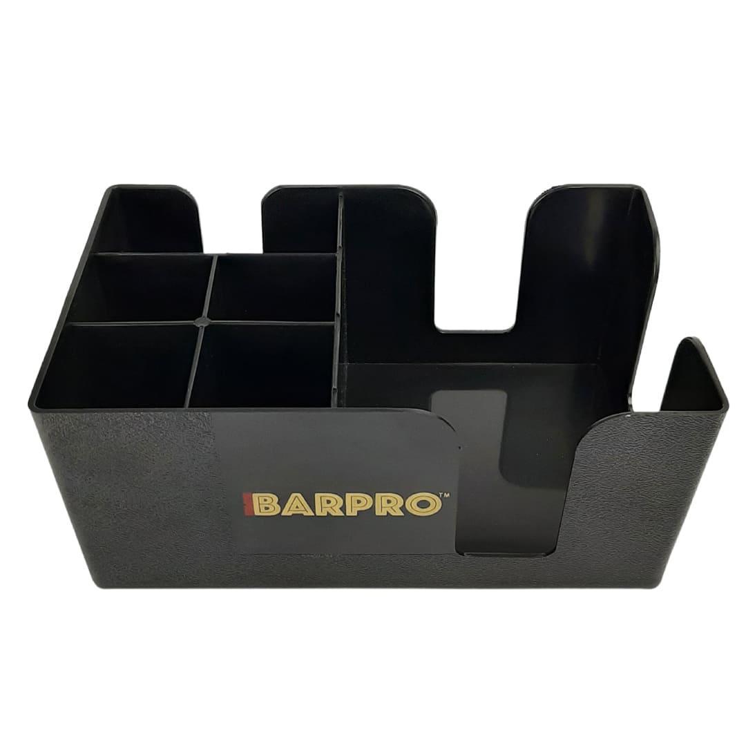 Пластмасовий барний організатор (6 відділень)
