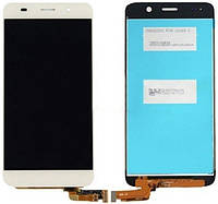 Дисплей Huawei Y6, Honor 4A complete White, фото 1