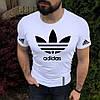Мужская футболка с принтом или фото