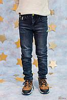 Джинсы темно-серого цвета для мальчика (134 см.) A-yugi Jeans 2125000705385