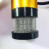 Электрический насос для перекачки дизельного топлива 12v, фото 4