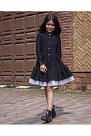 Школьное платье для девочки sh-67 122 Barbarris