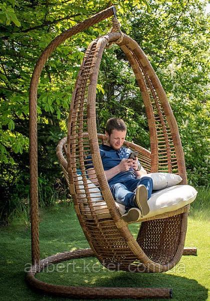 Подвесное кресло кокон Кристи