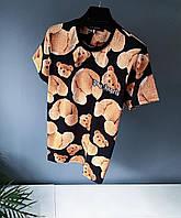 Мужская футболка Palm Angels реплика, люкс качество