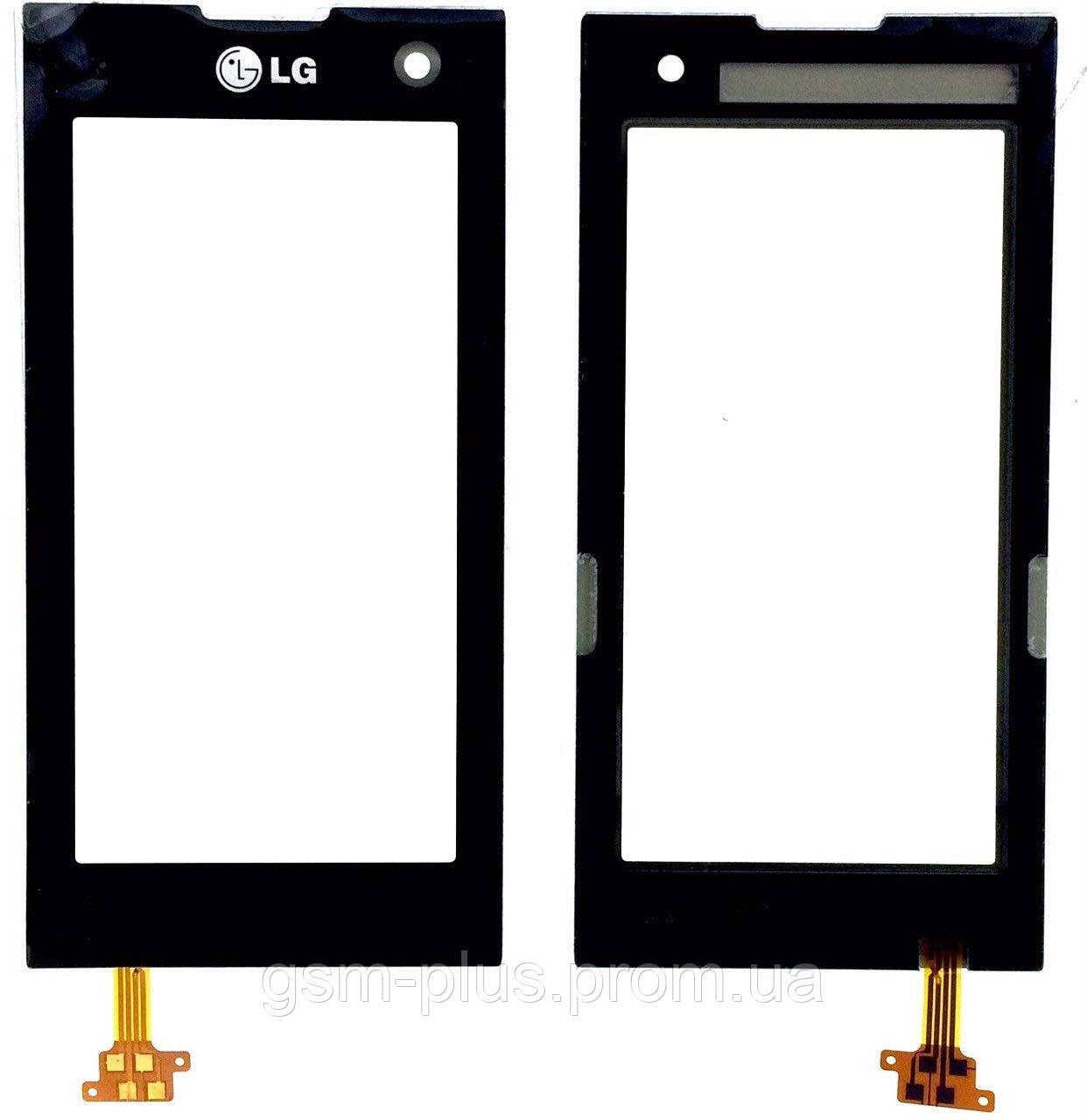 Тачскрин LG KF700 Black