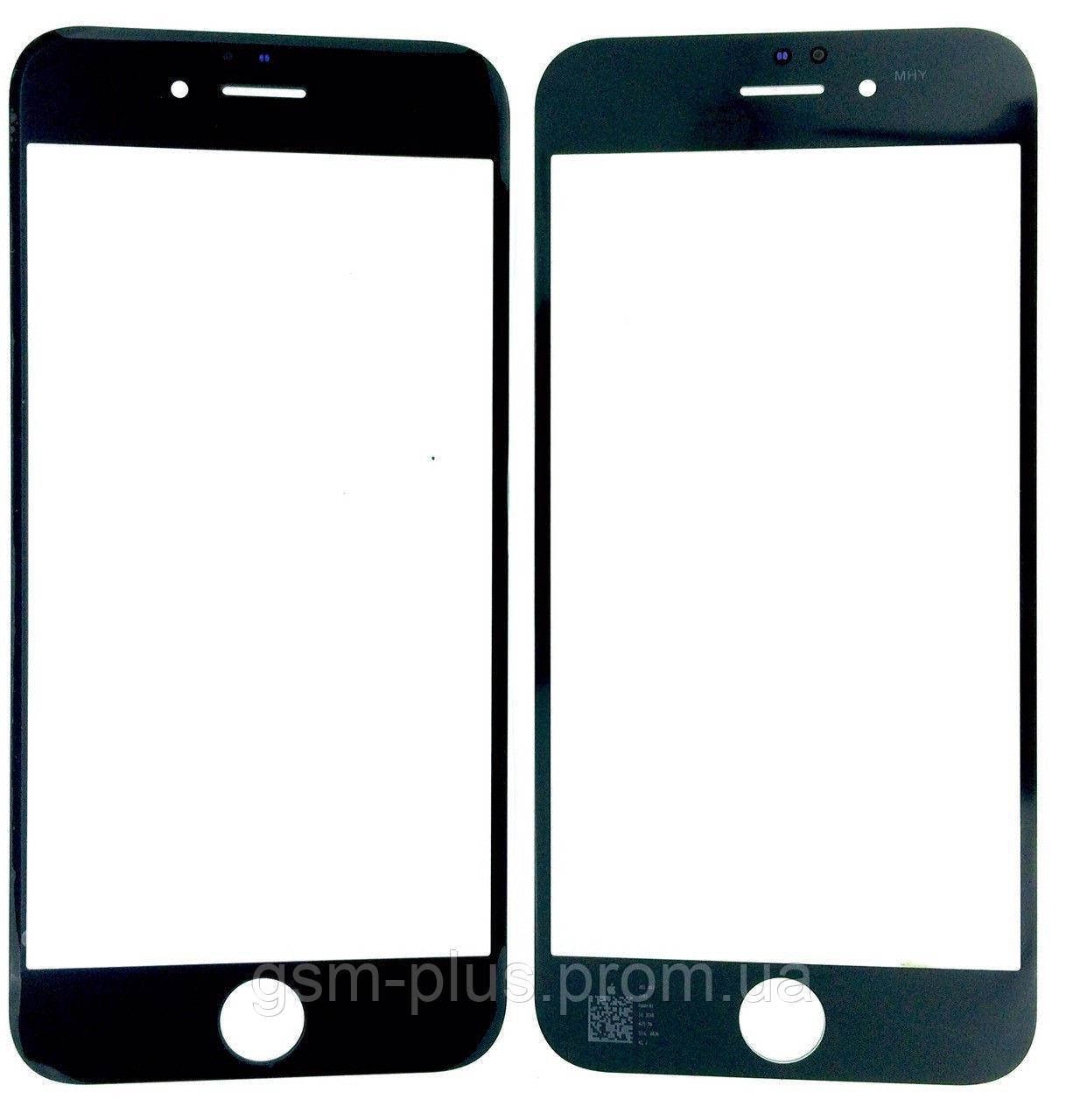 Стекло дисплея iphone 6s (4.7) black (для переклейки) or