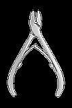 Кусачки для ногтей универсальные STALEKS CLASSIC-65, 14 мм, фото 3