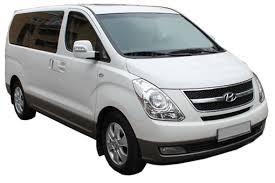 Рейлинги, поперечины Hyundai Starex (1997-2007)