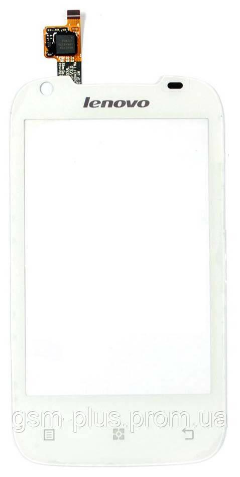 Тачскрин Lenovo A360 White