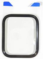 Скло дисплея (для переклеювання) Watch Series 4 (44 mm) Black