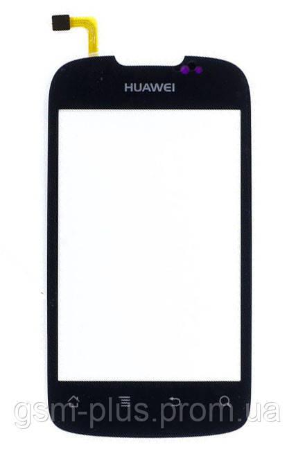 Тачскрин Huawei C8650 Black