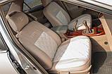 Чехлы Toyota Camry XV30 2002-2006 Алькантара, фото 2