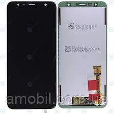 Дисплей Samsung J415/J610 Galaxy J4 Plus/J6 Plus (2018) black