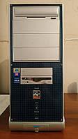 Компьютер: DualCore Intel Pentium E2140 1200 MHz, ОЗУ 4 GB, HDD 250GB