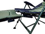 Карповое кресло-кровать Ranger SL-104,  раскладное кресло, кресло рыбацкое, кресло карповое, рыбацкое кресло, фото 9