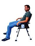 Карповое кресло Ranger Fisherman, раскладное кресло, кресло карповое, рыбацкое кресло, фото 3