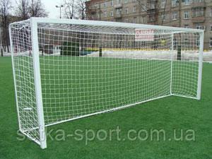 """Сітка для футбольних воріт """"Старт 2"""" 1.05/1.05 (яч. 15 див.,Ø шнура - 1,7 мм)"""