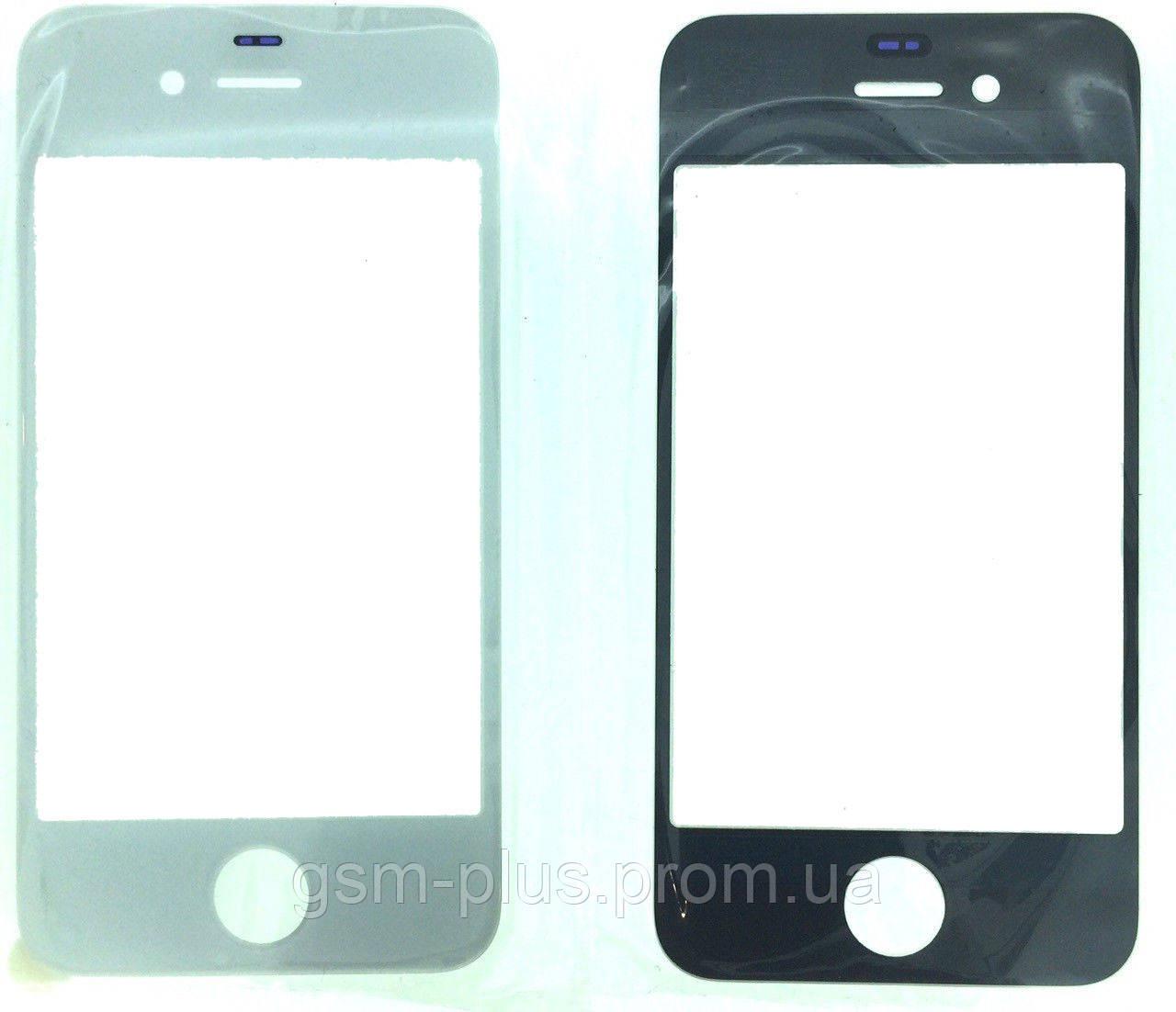 Стекло iPhone 4 / 4S White