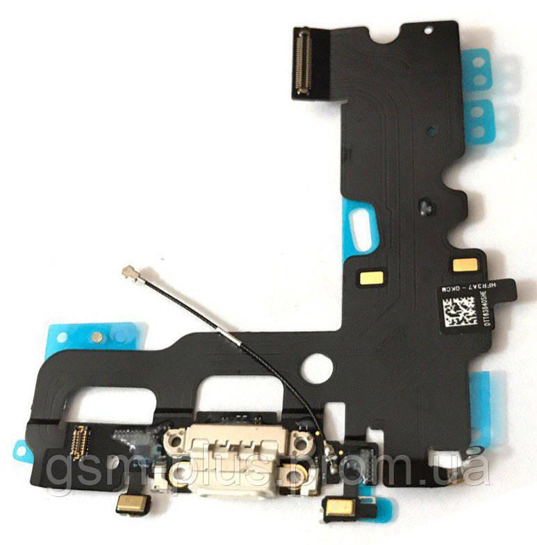 """Шлейф iPhone 7 (4.7"""") Charge Black Complete"""
