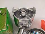 Поршневой комплект к двигателю мотоблока Z-16 177F, фото 2