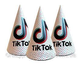 Колпачок, колпак  праздничный ТикТок Tik Tok