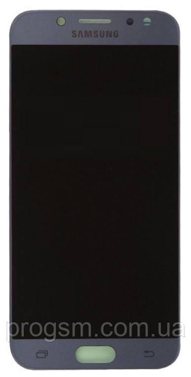 Дисплей Samsung Galaxy J5 Pro 2017 SM-J530 complete with backlight Blue